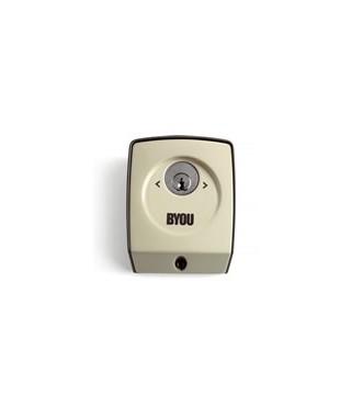 K.BY - przełącznik kluczykowy natynkowy - BYOU